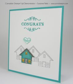 You brighten my day Stampin' Up!