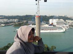 Nggantung di Atas Star Cruises