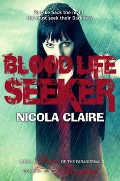 Blood Life Seeker (Kindred, Book #2) Description: Lucinda questions how she feels about Michel. Is it real, or is it just a result of the joining and Bond? Temptation appears in the form of a hedonist playboy vampire. The vampire governing body, the Iunctio, decides to investigate the latest kindred joining of Nosferatu and Nosferatin. And Lucinda and Michel must prove they are no threat to Nosferatu as a whole, or suffer their wrath.