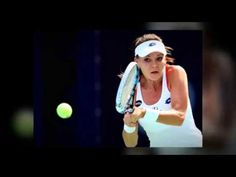 [hd] Garbine Muguruza vs Radwanskar 2015 wimbledon amazing point