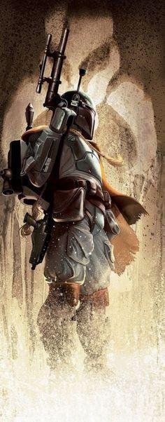 Boba Fett, Mandalorian warrior