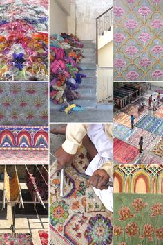 Journey of Creation Part II : More behind the scene photos from India
