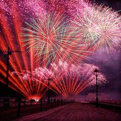 WOW! Stunning Fireworks Photos | Smashing Magazine
