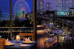 夜景をふたり占め♡東京・横浜テラスディナー5選  -  Locari(ロカリ)