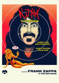 ROCKFLOYD: DOCUMENTAL SOBRE FRANK ZAPPA, 'ROXY: THE MOVIE' PA...
