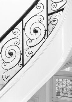 staircase + attitude <3