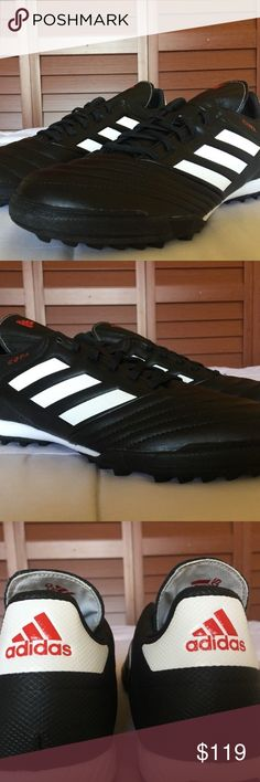 new product 59c01 e187c Adidas copa 17.3 tango 2017 turf shoes black Adidas Mens Copa 17.3 Tango TF  Turf 2017