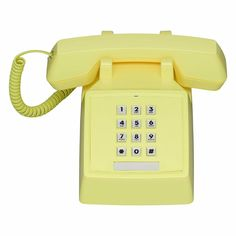 Buy the 2500 Retro Phone, Lemon Sorbet @ Flamingo Gifts. Shop the full Wild & Wolf telephones range with free delivery too. Vintage Phones, Vintage Telephone, Desk Gifts, Lemon Sorbet, Retro Phone, Flamingo Gifts, Red Candy, Retro Home Decor, W 6
