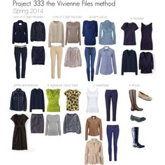"""""""Project 333 spring 2014"""" by lillyicity on Polyvore"""