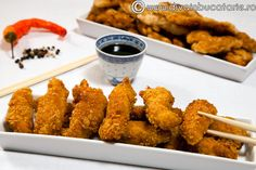 PUI SHANGHAI | Diva in bucatarie Romanian Food, Chinese Food, Chinese Recipes, Kfc, Taste Buds, Shanghai, Chicken Wings, Food And Drink, Cooking Recipes