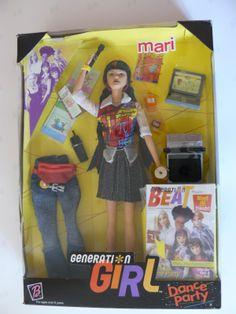 Generation Girl barbie, Mari.