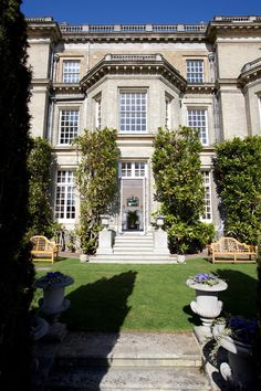 Stunning mansion not far from central London: http://hirespace.com/Spaces/London/7030/Hedsor-House/Whole-Venue/Weddings