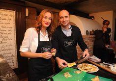 Benedek Tibort mindent elsöprő szerelem fűzte Epres Pannihoz - Habostorta.hu Chef Jackets