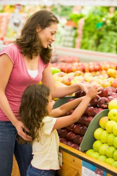 Grocery shopping with elementary aged kids--what to do to prevent temper tantrums and actually have fun