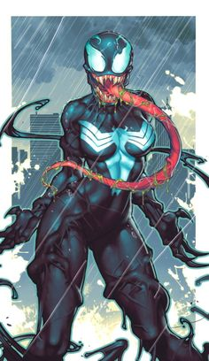 The Venom Movie has started Production. This is what we know about the Venom Movie, Possible Marvel Comics Source Material and Other Symbiotes we might see. Ms Marvel, Marvel Dc Comics, Marvel Venom, Marvel Villains, Marvel Girls, Comics Girls, Marvel Heroes, Venom Comics, Captain Marvel