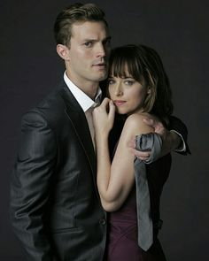 2013 when it all began! New,old outtake from #fiftyshadesofgrey  promo shoot