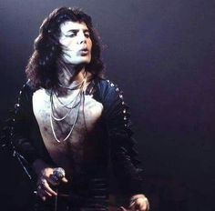 "long-haired-freddie-mercury: ""Cheekbones carved by angels to be honest, part 2 """