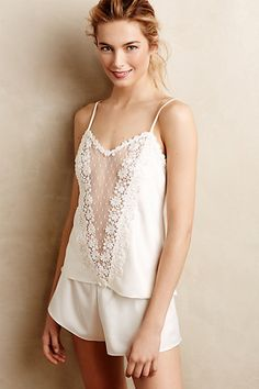 Fleur Flutter Cami - anthropologie.com #anthrofave