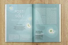 Slow II. the Slow Food magazine by undesign, via Behance
