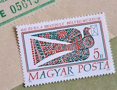 カス・ヤノシュの切手