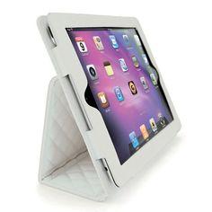 Funda Mooster iPad 2 case piel blanco #tecnologia #ofertas #ordenadores #tablet Visita http://www.blogtecnologia.es/producto/funda-mooster-ipad-2-case-piel-blanco