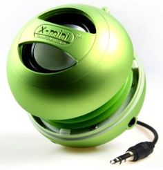 Amazon.com: X-Mini II Capsule Speaker (Black): Electronics