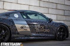 Black Diamond - Audi R8 V10 - Signature WRAPS