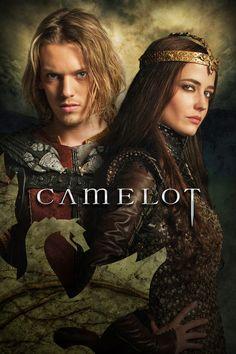 Camelot die Serie - Merlin, Artus und Morgan Lee Fay im Gewand von Starz aus dem Label Universum Film - die volle Rezension zur Serie findet ihr im AGM-Magazin No.7 oder www.agm-magazin.de