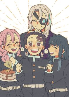 Kimetsu no Yaiba Manga Anime, Fanarts Anime, Anime Demon, All Anime, Otaku Anime, Me Me Me Anime, Anime Art, Demon Slayer, Slayer Anime