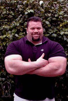 Josh Bryant, powerlifter