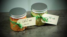 Salt med smag - lækkert i køkkenet og en god værtindegave