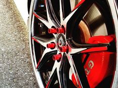 Barracuda Racing Bolts Red an LEXANI Felgen. (Foto Sascha Pürro)  #barracudaracingbolts #barracudaracingnuts #racingbolts #racingnuts #bunteradschrauben #red #felgenporn #schrauben #mutter #lexaniwheels #farbigeschrauben #barracudaschrauben #tuning #cartuning #tuningisnotacrime #tuningworld #tuninglove #wheelsporn #swissmade #barracudaracing #innovation #rennsport #nuzz #streetcar #design #designinspiration #lugnuzz Innovation, Racing, Design, Auto Racing, Running