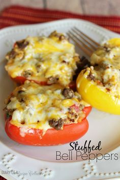 Awesome Stuffed Bell Peppers