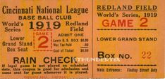 5 1886-1919 including 2 1919 WORLD SERIES BLACK SOX  VINTAGE UNUSED FULL TICKETS New York Yankees Tickets, White Sox World Series, World Series Tickets, Heavyweight Boxing, Phillies Baseball, Basketball Tickets, Admit One, Stickers