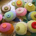 mini pinnies. too sweet. too cute to stick pins in. nice little gifties :)