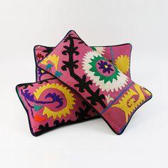 Asian  Accent Pillows