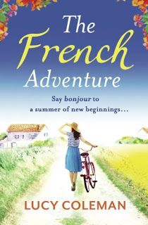 The Book Magnet: The French Adventure - Lucy Coleman