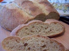Altamura (Semolina) Bread