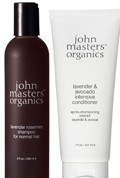 "We all gotta bathe. But that doesn't mean we have to ""cleanse"" our bodies with nasty sulfates and parabens! I don't even know what those words mean so why would I want them on me?! John Masters Organics is a delightful brand and is made with certified organic ingredients!"