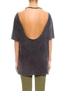 Camiseta Feminina Folclore Curupira - Farm - Preto - Shop2gether