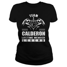 Team CALDERON Lifetime Member Legend Name Shirts #gift #ideas #Popular #Everything #Videos #Shop #Animals #pets #Architecture #Art #Cars #motorcycles #Celebrities #DIY #crafts #Design #Education #Entertainment #Food #drink #Gardening #Geek #Hair #beauty #Health #fitness #History #Holidays #events #Home decor #Humor #Illustrations #posters #Kids #parenting #Men #Outdoors #Photography #Products #Quotes #Science #nature #Sports #Tattoos #Technology #Travel #Weddings #Women