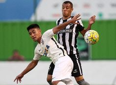 Botafogo x Corinthians sub-20 (Foto: Vitor Silva / SSpress / Botafogo)