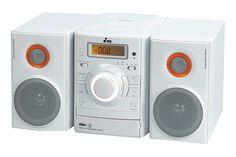 MICROCOMPONENTE MCY26  Reproduce CD y MP3 Entrada USB Entrada para memoria externa Entrada Auxiliar Sintonizador de radio FM Potencia 25 Watts x 2 RMS