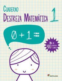 Cuaderno Destreza Matemática 1