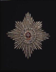 The Order of the Elephant - star - Denmark