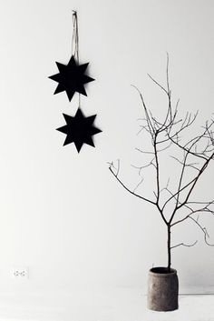 educate your sofa: Dreaming of a black christmas