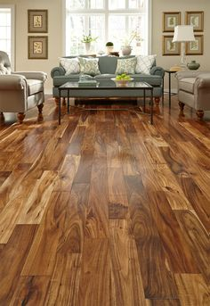 Overwhelmed by flooring choices? Request your FREE summer catalog to see innovative technology, exclusive styles & the hottest floors like Bellawood Acacia Hardwood! http://www.lumberliquidators.com/ll/c/Acacia-Quick-Click-BELLAWOOD-Engineered-BWENQCAC3S/10037119