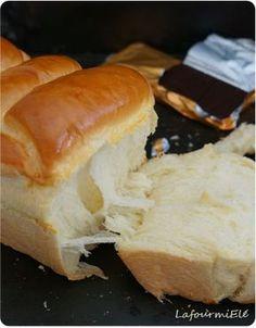 Recette de la fameuse brioche façon japonaise tangzhong ou pain hokkaido : très…