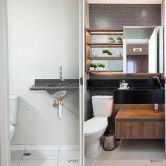 VP Arquitetos (@vparquitetos) • Fotos e vídeos do Instagram Toilet, How Are You Feeling, Bathroom, Instagram, Gabriel, Washroom, Arquitetura, Houses, Interiors