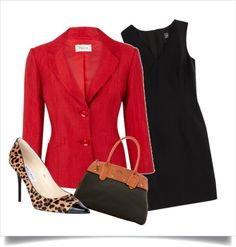 """""""Professional Attire"""" by goofyone on Polyvore"""